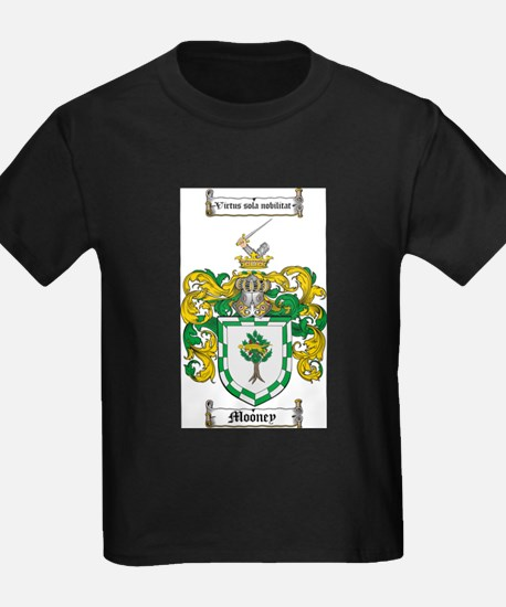 Mooney Family Crest T