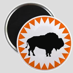Houston Buffaloes Magnet