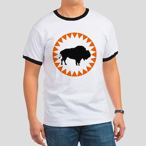 Houston Buffaloes Ringer T