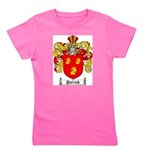 Parrish Family Crest Girl's Tee
