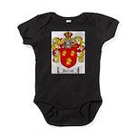 Parrish Family Crest Baby Bodysuit