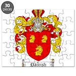 Parrish Family Crest Puzzle