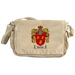 Parrish Family Crest Messenger Bag
