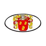 Parrish Family Crest Patches