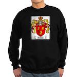 Parrish Family Crest Sweatshirt (dark)