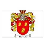 Parrish Family Crest Postcards (Package of 8)