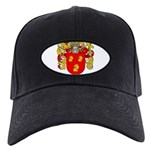 Parrish Family Crest Black Cap