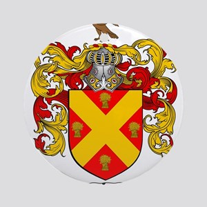 Reed Family Crest Ornament (Round)