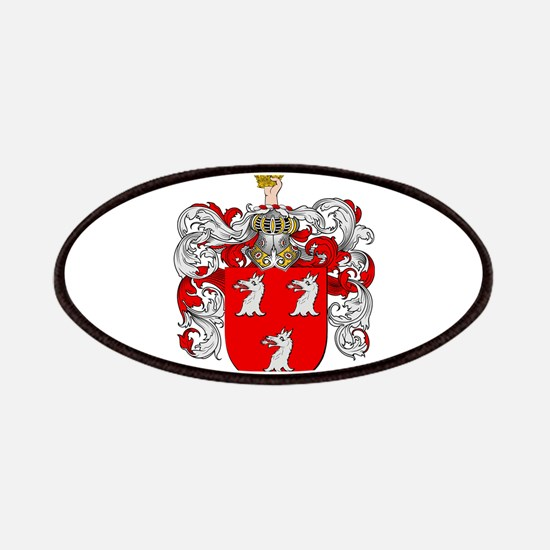Robertson Coat of Arms Patches