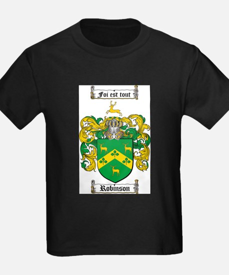 Robinson Coat of Arms T