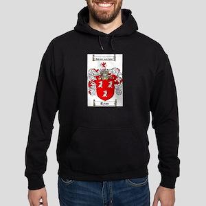 Ryan Coat of Arms Hoodie (dark)
