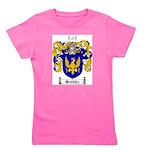 Sanchez Coat of Arms Girl's Tee