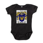 Sanchez Coat of Arms Baby Bodysuit