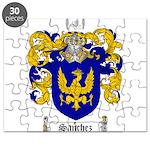 Sanchez Coat of Arms Puzzle
