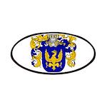 Sanchez Coat of Arms Patches