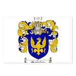 Sanchez Coat of Arms Postcards (Package of 8)