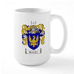 Sanchez Coat of Arms Large Mug