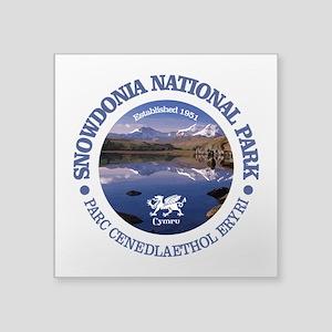 Snowdonia NP Sticker