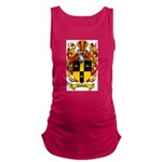 Simmons Coat of Arms Maternity Tank Top