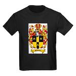 Simmons Coat of Arms Kids Dark T-Shirt