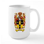 Simmons Coat of Arms Large Mug