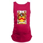 Stafford Coat of Arms Maternity Tank Top