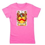 Stafford Coat of Arms Girl's Tee