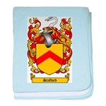Stafford Coat of Arms baby blanket