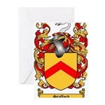 Stafford Coat of Arms Greeting Cards (Pk of 20)
