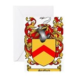 Stafford Coat of Arms Greeting Card