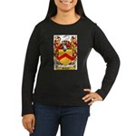 Stafford Coat of Arms Women's Long Sleeve Dark T-S