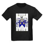 Stevens Coat of Arms Kids Dark T-Shirt