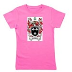 Strickland Coat of Arms Girl's Tee