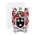 Strickland Coat of Arms Greeting Cards (Pk of 20)