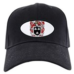 Strickland Coat of Arms Black Cap