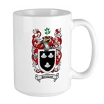 Strickland Coat of Arms Large Mug