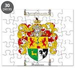 Sullivan Coat of Arms Puzzle
