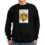 Sullivan Coat of Arms Sweatshirt (dark)