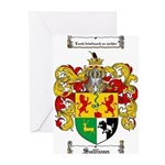 Sullivan Coat of Arms Greeting Cards (Pk of 20)