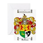 Sullivan Coat of Arms Greeting Card