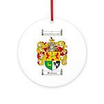 Sullivan Coat of Arms Ornament (Round)