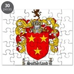 Sutherland Coat of Arms Puzzle