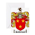 Sutherland Coat of Arms Greeting Card