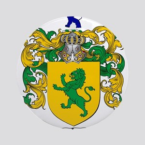 Sutton Coat of Arms Ornament (Round)