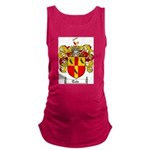 Tate Coat of Arms Maternity Tank Top