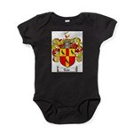 Tate Coat of Arms Baby Bodysuit
