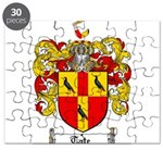 Tate Coat of Arms Puzzle