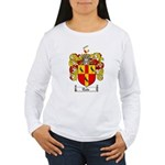 Tate Coat of Arms Women's Long Sleeve T-Shirt