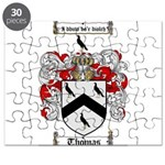 Thomas Coat of Arms Puzzle