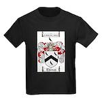 Thomas Coat of Arms Kids Dark T-Shirt
